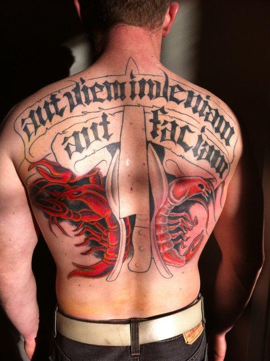 Jimmy The Saint Tattoo Artist Lgd Nola Page 4